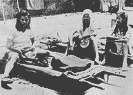 Женщины «утешения». 1945 г.