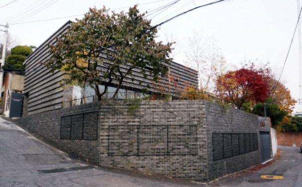Музей «Станция утешения Синономэ» для японских солдат в Нанкине. Китай.