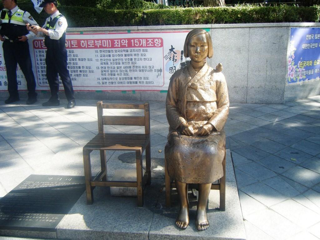 Сексуальное рабство во время второй мировой войны в азии