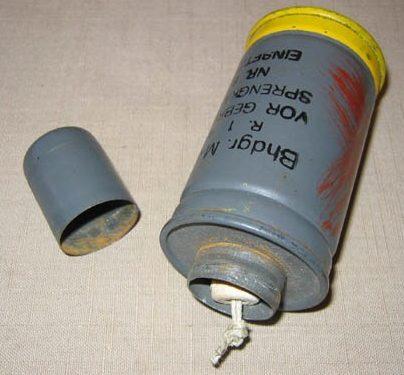 Ручная граната Büchsenhandgranate M-42