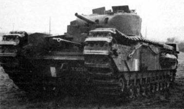 тяжелый танк Churchill ІI CS