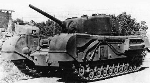 тяжелый танк Churchill ІV