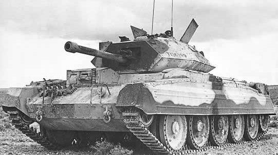 средний танк Crusade-ІI