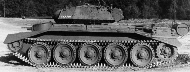 средний танк Crusade-І