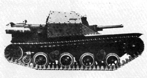 танкетка CV-3/38 (L-3/38)