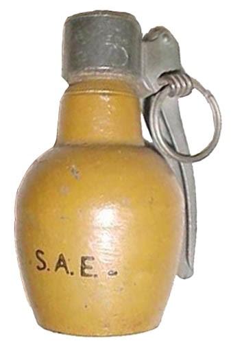 Ручная граната DF-37