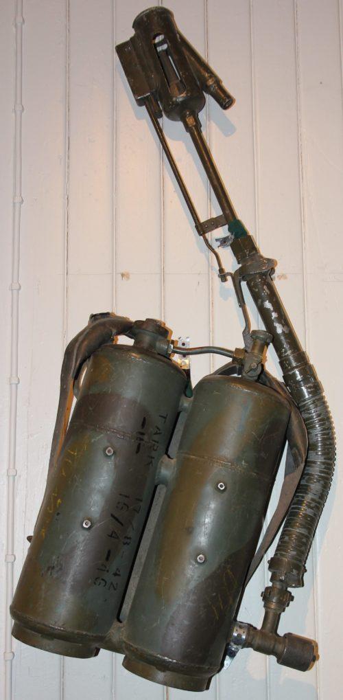 Огнемет Lanciaflamme M-35