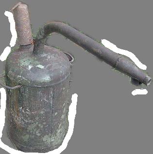 фугасный огнемет ФОГ-1