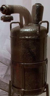 фугасный огнемет ФОГ-2