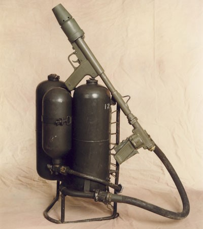Ранцевый огнемет M-2