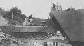 Плавающий танк «Ка-Чи»