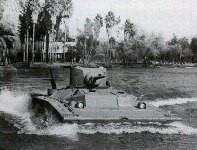 Плавающий танк LVT(A)(1)
