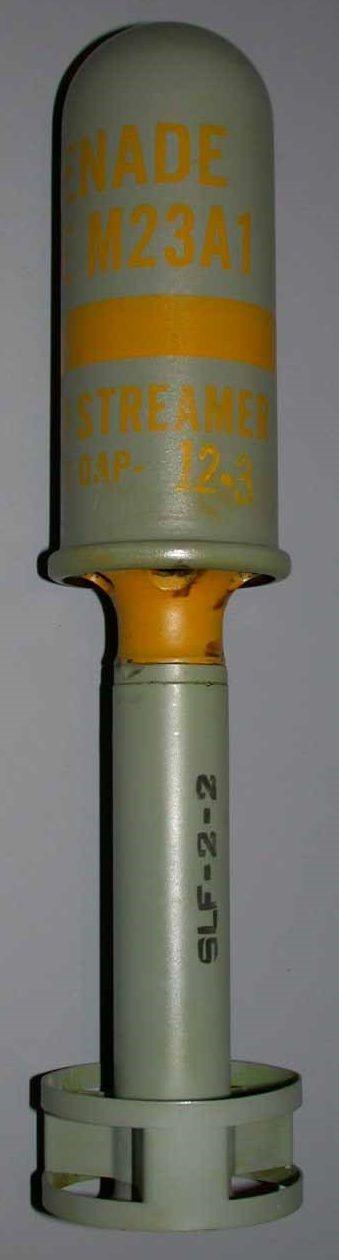 Ружейная дымовая граната M-23A1
