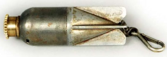 Ручная граната Brixia 45 mm (Partizanka).