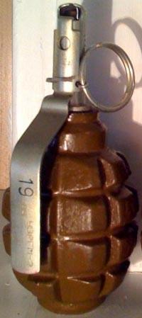 Ручная граната Ф-1