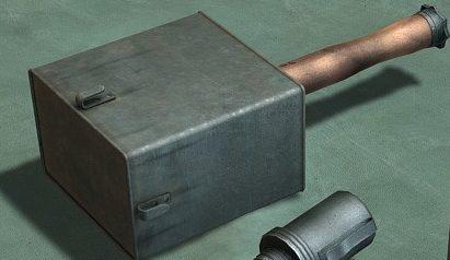 Ручная противотанковая граната Geballte ladung