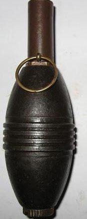 Каплеобразная ручная граната М-32