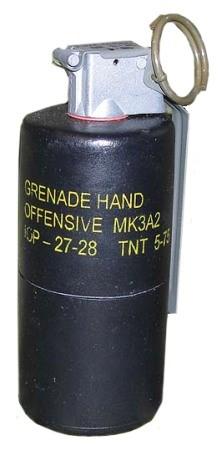 Ручная граната Mk-3А2