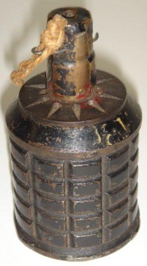 Ручная осколочная граната Туре-99 (Kiska)