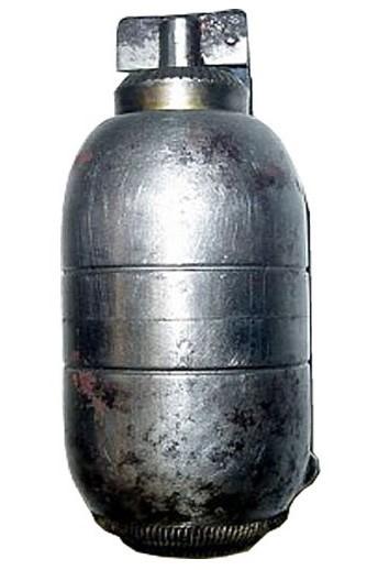 Наступательная граната Vz-21