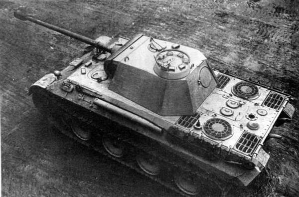 Panzerkampfwagen V Panther Ausführung A