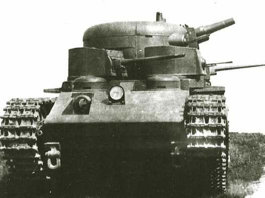Тяжелый танк Т-35А
