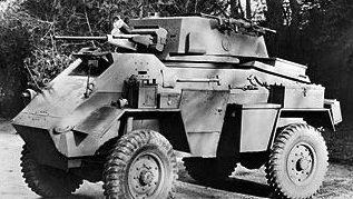 Humber  Armoured car. Mk-IІІ