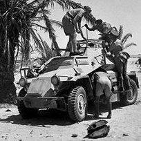 Легкий бронеавтомобиль Sd.Kfz.222