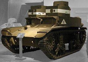 легкий танк М-2А2