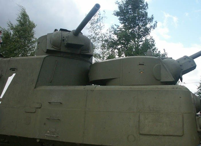 Мотоброневагон МБВ