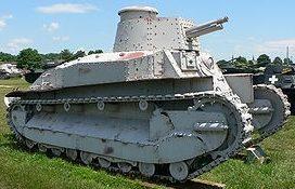 Средний танк Йи-Го Тип 89