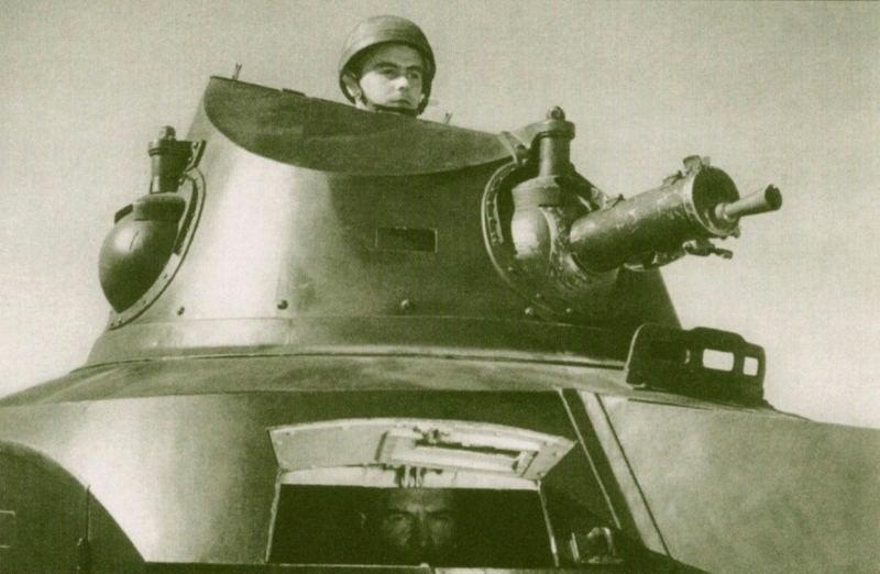 Средний бронеавтомобиль OA vz.27
