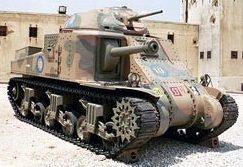 Средний танк Crant I