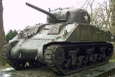 Средний танк М-4
