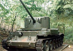 Средний танк Mk-VIII Challenger.