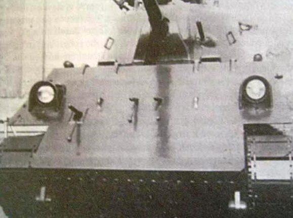 Средний танк Nahuel D.L. 43