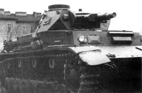 Средний танк Pz-IV Ausf.C