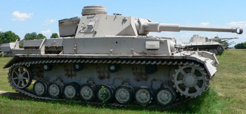 Средний танк Pz-IV Ausf.F2
