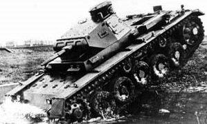 Средний танк Pz.III Ausf.A