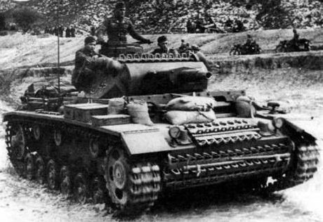 Средний танк Pz.III Ausf.N