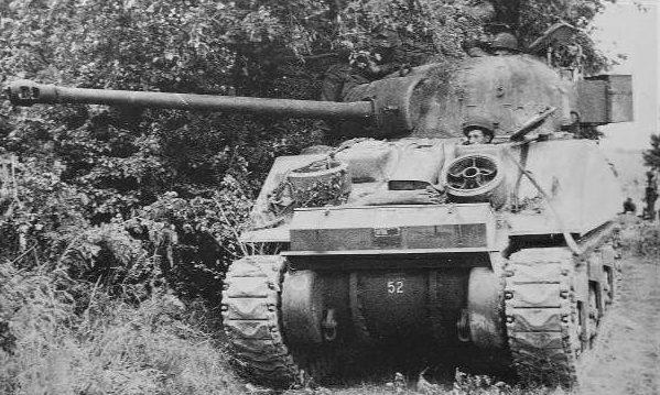 Средний танк A34 Comet