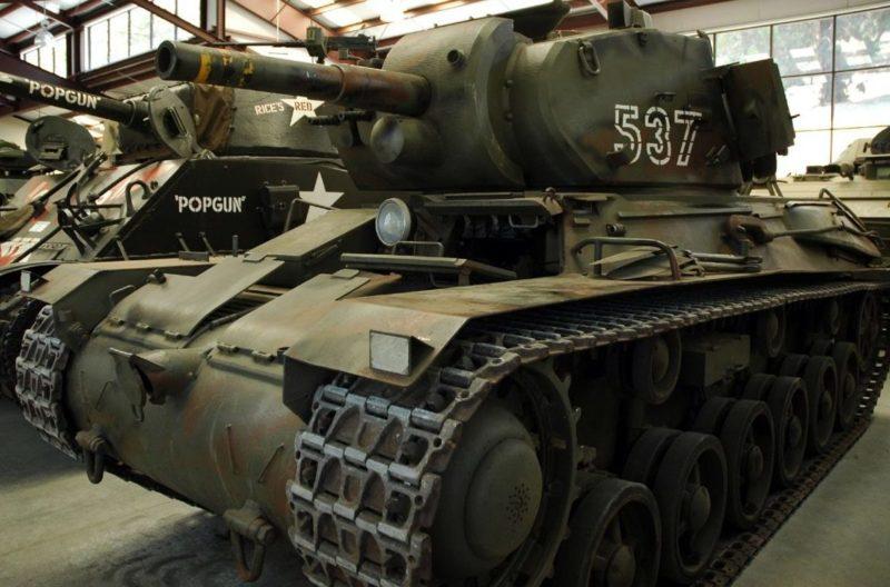 Средний танк Strv m/42