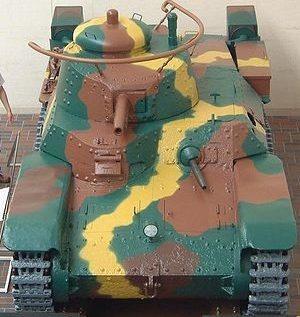 Средний танк Чи-Ха Тип 97