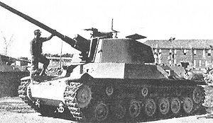 Средний танк Чи-То Тип 4