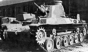 Средний танк Хо-И Тип 2