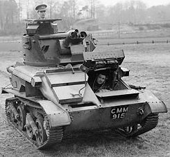 Легкий танк Mk-VІ