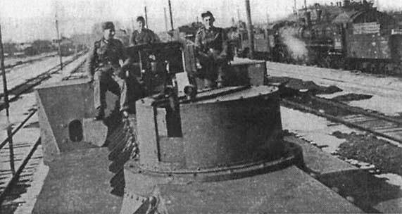 Бронепоезд Panzer Zug 10B