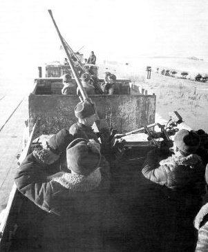 Зенитная площадка ПВО-4