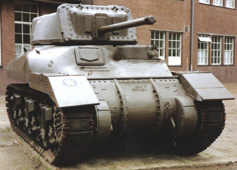 средний танк Ram-І