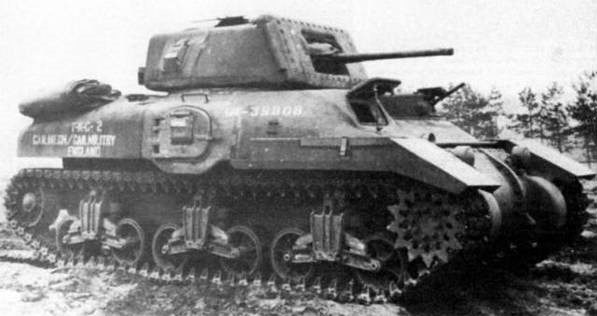 средний танк Ram-ІI